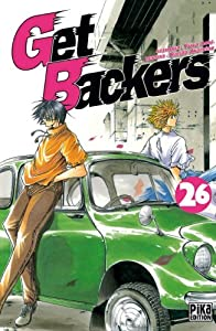 Get Backers Edition simple Tome 26