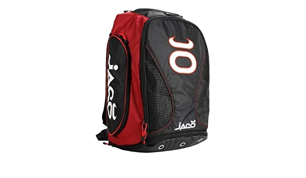 220503b544e5 Tenacity - Jaco Vented Convertible Gym Bag - Red-Black  Amazon.co.uk  Sports    Outdoors
