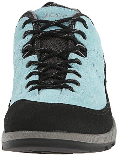 Ecco YURA Damen Outdoor Fitnessschuhe Blau (BLACK/AQUATIC 59228)