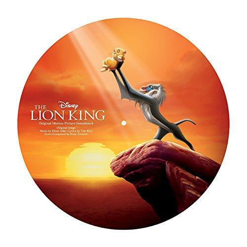 The Lion King (Der König der Löwen), englisch [Vinyl LP]
