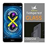 Premium Kavacha Tempered Glass for Huawei Honor 6X    Selected and used Japanese imported glass material and nanotechnology with excellent defensive performance. It owns super high transmittance and restoring the original color of screen. It supports...