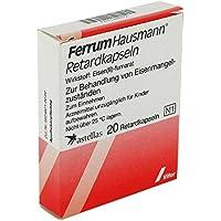 FERRUM HAUSMANN Retardkapseln 20 St Retard-Kapseln preisvergleich bei billige-tabletten.eu