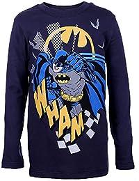 Jungen Batman Shirt, dunkelblau