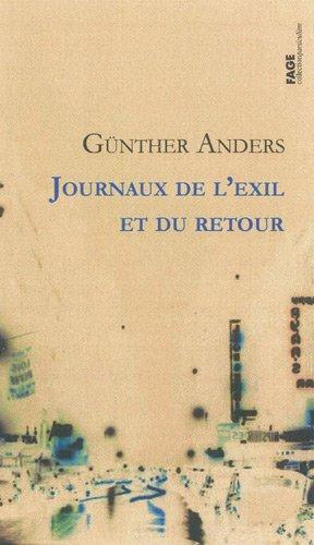 Journaux de l'exil et du retour