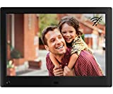 NIX Advance 10-Inch Widescreen Digital Photo Frame X10H (Non-WiFi) - Digital Picture Frame with 1280x800 HD 16:10 IPS Display, Motion Sensor, USB and SD Card Slots and Remote Control