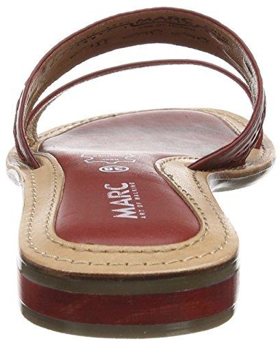 Marc Shoes Mimi Damen Pantoletten Rot (red 650)