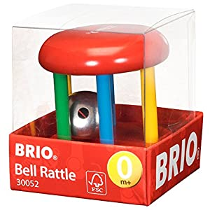 BRIO Infant & Toddler - Bell Rattle 9