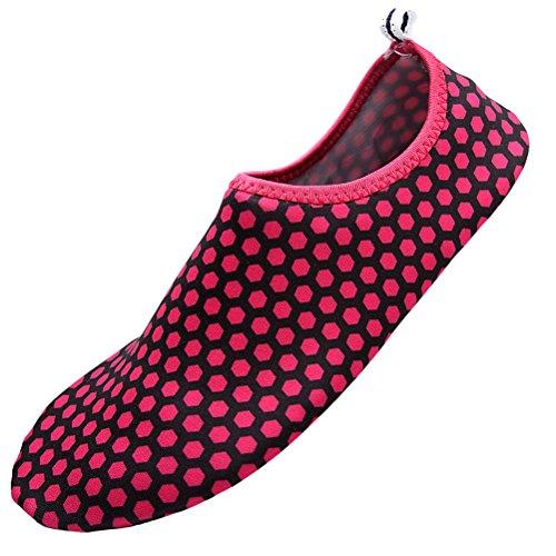 E 2 La Le Esercizio Unisex Dance Antiscivolo 2 Per Scarpe Yoga Vogstyle Beach Surf Uomini Stile Per Donne Adolescenti g6IqTwPw