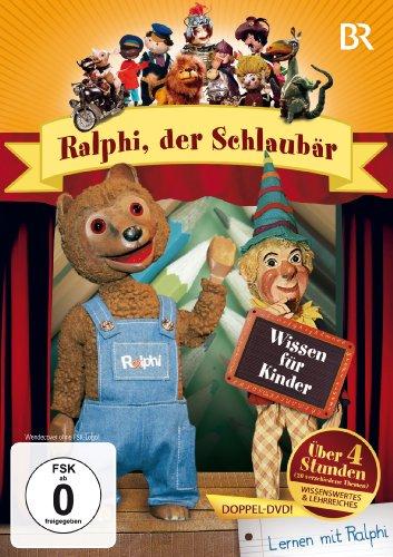 Lernen mit Ralphi (2 DVDs)