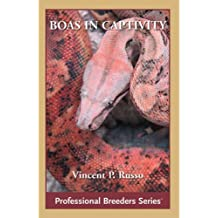 Boa Constrictors in Captivity (English Edition)