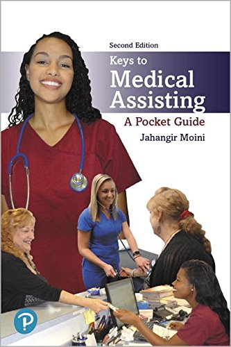 Keys to Medical Assisting: A Pocket Guide