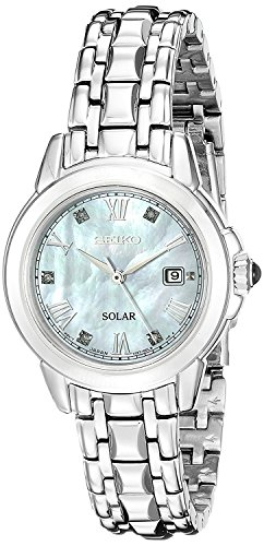 Seiko Damen-Armbanduhr - Seiko Solar Uhr Damen