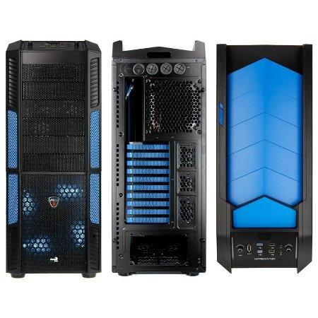 Preisvergleich Produktbild Aerocool XPredator Evil Blue Window, ohne Netzteil