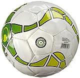 uhlsport Fußball Medusa Anteo 350 Lite, Weiß/Grün/Lime/Schwarz, 4, 100152701 - 2