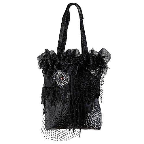 Widmann - Hexenhandtasche (Französisch Motto Party Kostüm Ideen)