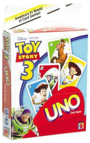 Uno - R2822 - Jeu de cartes - Uno Toy Story 3