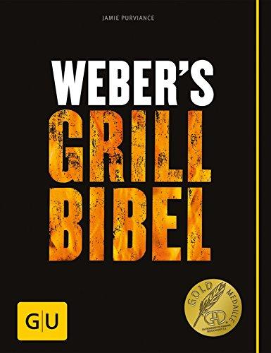 51RtyhPC4ZL - Weber's Grillbibel (GU Weber's Grillen)