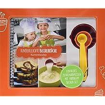 Kinderleichte Becherküche - Kuchenklassiker: Backset inkl. 3-teiliges Messbecher-Set