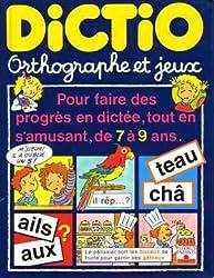 Dictio : Orthographe et jeux