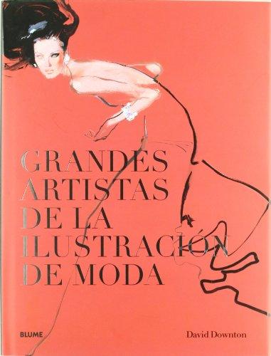 Grandes artistas de la ilustración de moda por David Downton