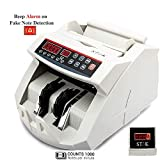 SToK Currency Counting Machine with UV/MG Counterfeit Notes Detection function and External Display