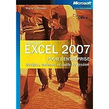 Excel 2007 pour l'entreprise - Livre+compléments en ligne