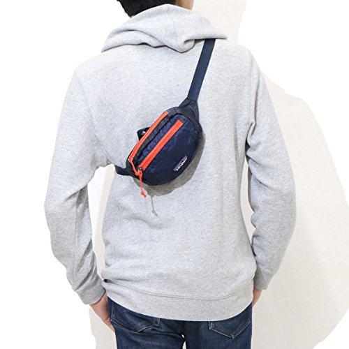 LW Travel Mini Hip Pack Blue