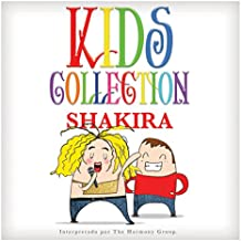 Kids Collection Shakira     Cd