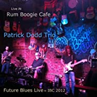 Patrick Dodd Trio (Future Blues Live)