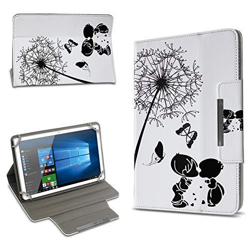 UC-Express Universal Tablet Schutz Hülle 10-10.1 Zoll Tasche Schutzhülle Tab Case Cover Bag, Motiv:Motiv 9, Tablet Modell für:Kiano Slim Tab 10.1