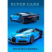 SUPER CARS: pictures book (English Edition)