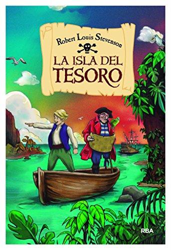 La isla del tesoro (INOLVIDABLES) por Robert Louis Stevenson