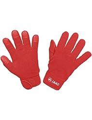 Jako Feldspieler Handschuhe Fleece Gloves red - 11