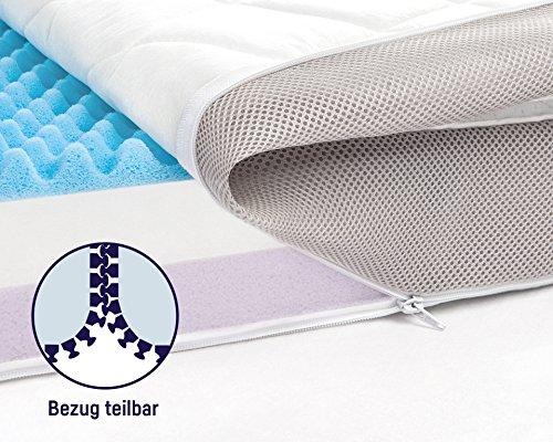 Julius Zöllner 7960200000 – Babymatratze Dr. Lübbe Air Premium - 6