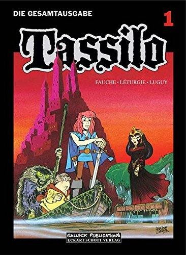 Tassilo Gesamtausgabe - Band 1