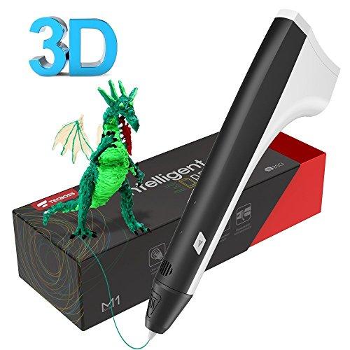 Pluma 3D, Tecboss Plumas para impresión 3D para Niños, compatible co