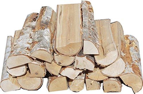 *31 Kg Kaminholz Brennholz Feuerholz Grillholz trocken 25 cm Länge*