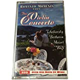 Romantic Moments From The Violin Concerto (US Import) [Musikkassette]