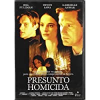 Presunto Homicida (Import Movie) (European Format - Zone 2) (2001) Varios