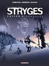 Le Chant des Stryges Saison 3 T13 : Pouvoirs (French Edition)