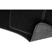 Alfombrillas de velour Kia RIO (UB) ( III ) - 4-puerta - Sedan - (2011-2016) - 4 piezas - negro