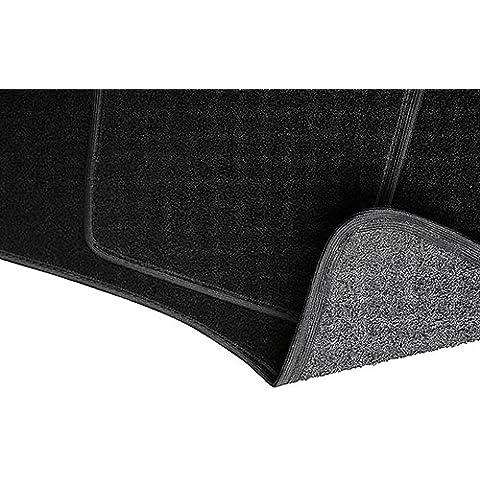 Alfombrillas de velour Kia CEE'D ( II ) - 5-puerta - Hatchback - (2012-hasta hoy) - 4 piezas -