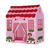 Rrimin Pink Play Tent Girl Playhouse Kid...