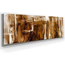 Wandbilder wohnzimmer braun  Suchergebnis auf Amazon.de für: wandbilder wohnzimmer xxl - BilderKing