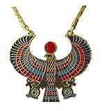 Ciondolo Petto egizio Falco Ankh Horo Medium. Molto Buon relazione Qualità/prezzo.