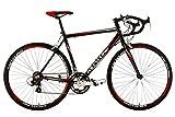 KS Cycling Vélo de route Noir 28'