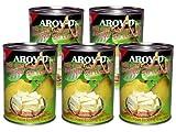 Aroy-D - Grüne Jackfruit - 5er Pack (5 x 565g / ATG 280g)