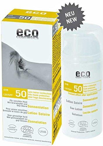 eco cosmetics Sonnenlotion LSF50 100ml