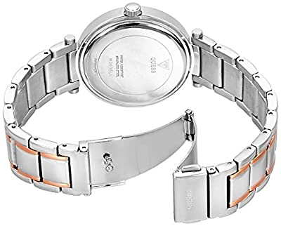 Guess Watches W0636L1 Ladies' Park Avenue Two Tone Stone Set Watch de Guess