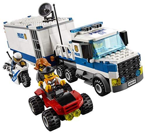 Lego 60139 City Mobile Einsatzzentrale, Bausteinspielzeug - 10